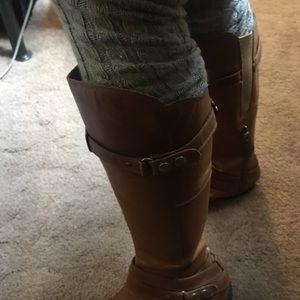 8da12d047 The Northface Bryn waterproof leather boot size 10